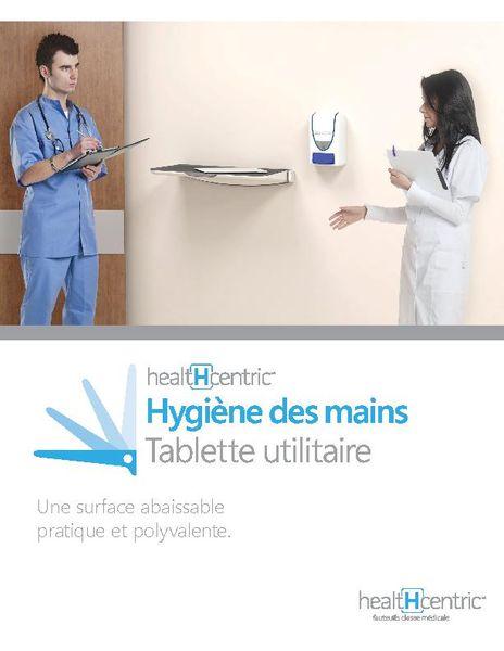 Tablette utilitaire
