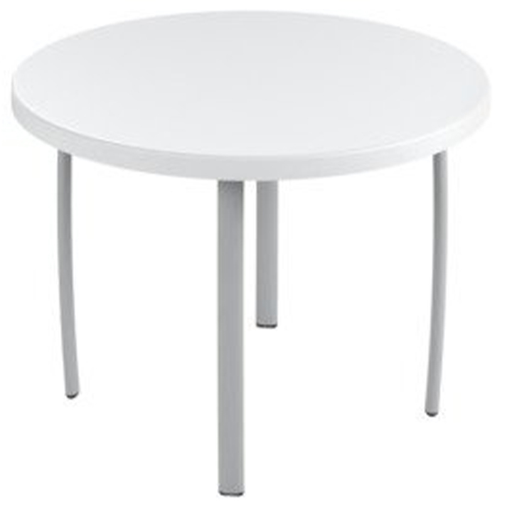 "Aloe 24"" Round Free Standing Table"