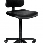 Hands Free Medical Stool Backrest