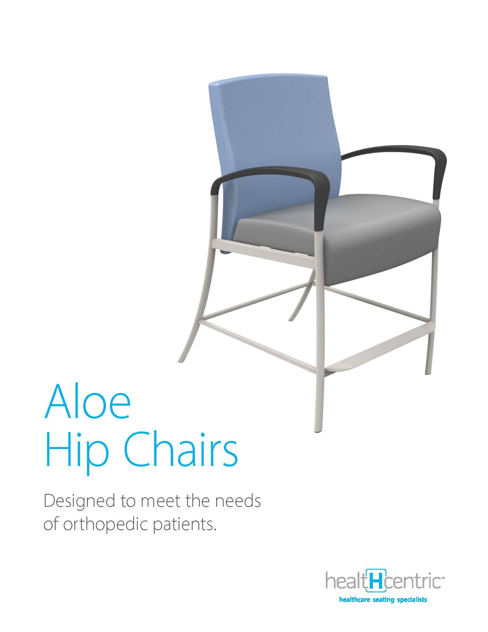 Aloe Hip Chairs