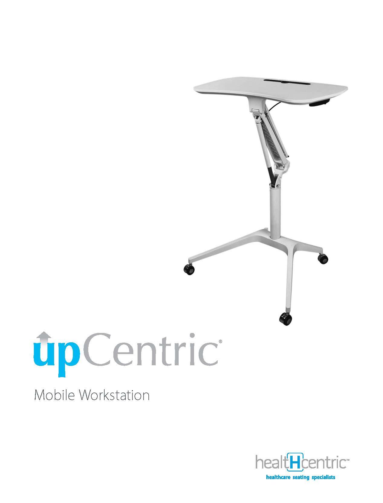 upCentric Mobile Workstation