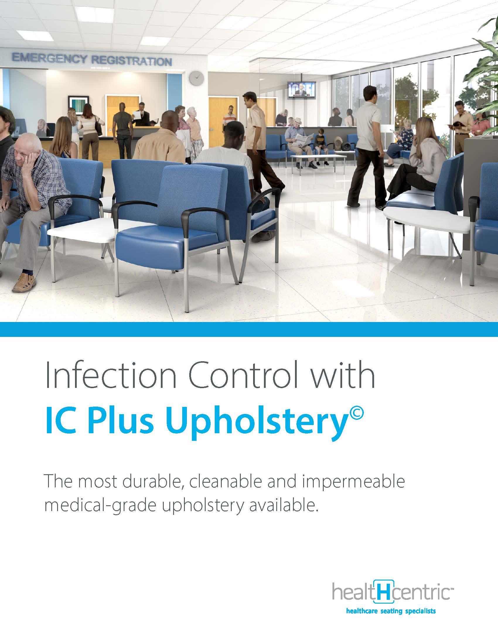 IC Plus Upholstery